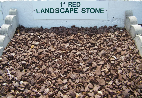 1-inch-red-landscape-stone-570x393 png - Westminster Lawn