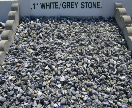White Granite Landscaping Rock : Landscaping ideas around pools landscape stone carroll