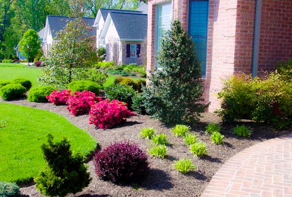Beautiful Front Yard Landscaping | Beautiful Front Yard Landscaping Ideas