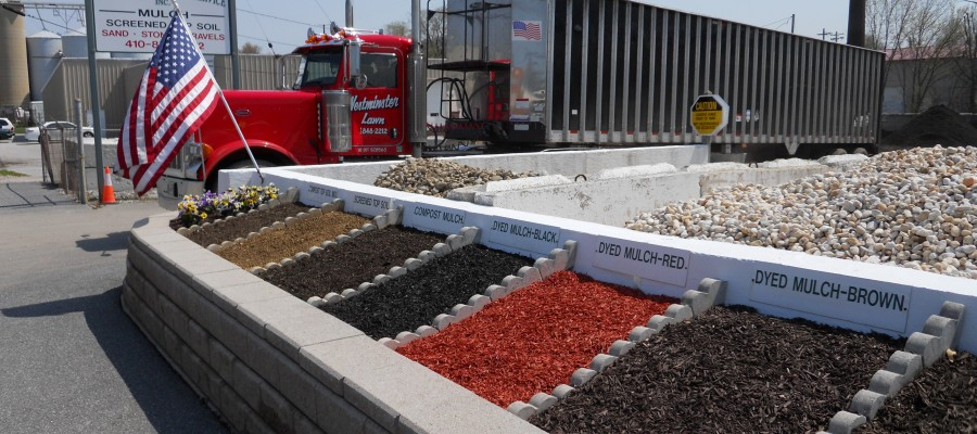 Mulch Delivery Carroll County Landscape Supply Delivery, Delivery of double shredded mulch, dyed mulch, topsoil, compost, sand, fill dirt, stone, gravel, wood shavings, millings, woodchips and firewood