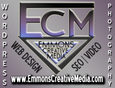 Emmons Creative Media, LLC web design and search engine optimization in Maryland, Pennsylvania, Virginia, Washington, D.C., Baltimore